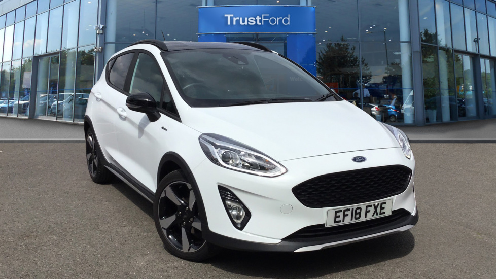 Used Ford FIESTA EF18FXE 1