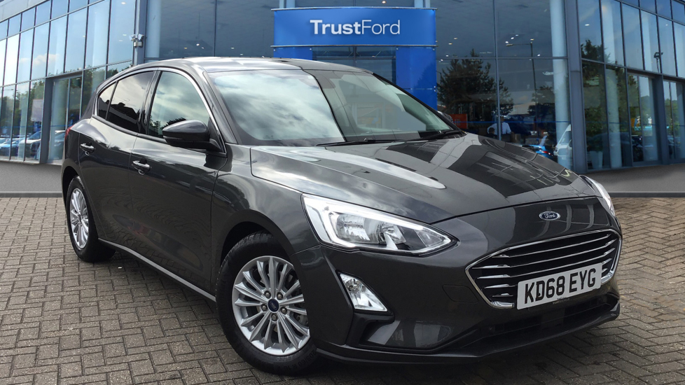 Used Ford FOCUS KD68EYG 1