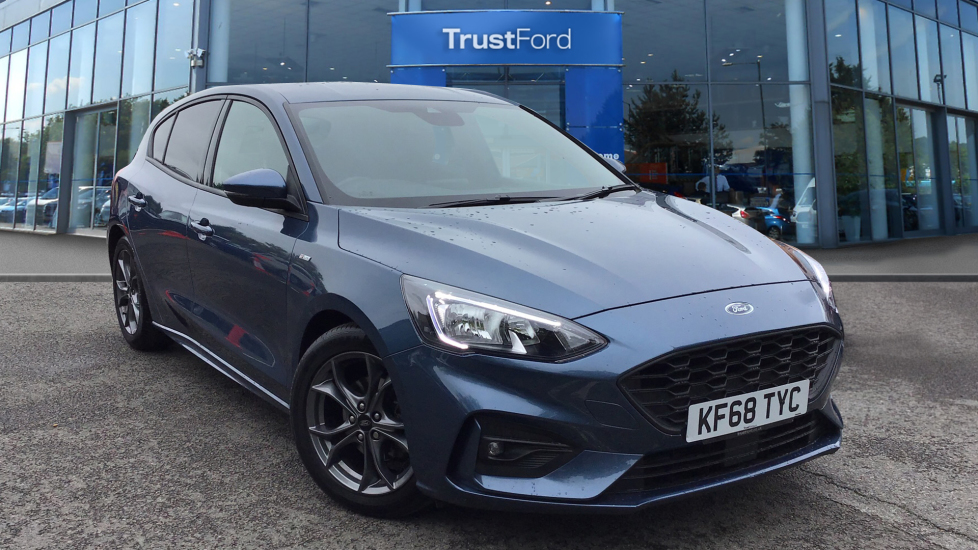 Used Ford FOCUS KF68TYC 1