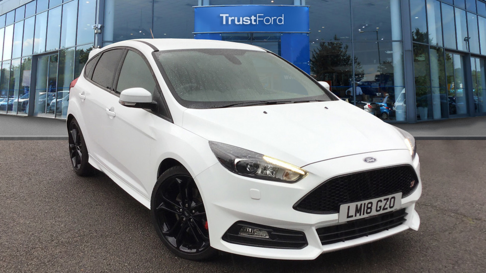 Used Ford FOCUS LM18GZO 1
