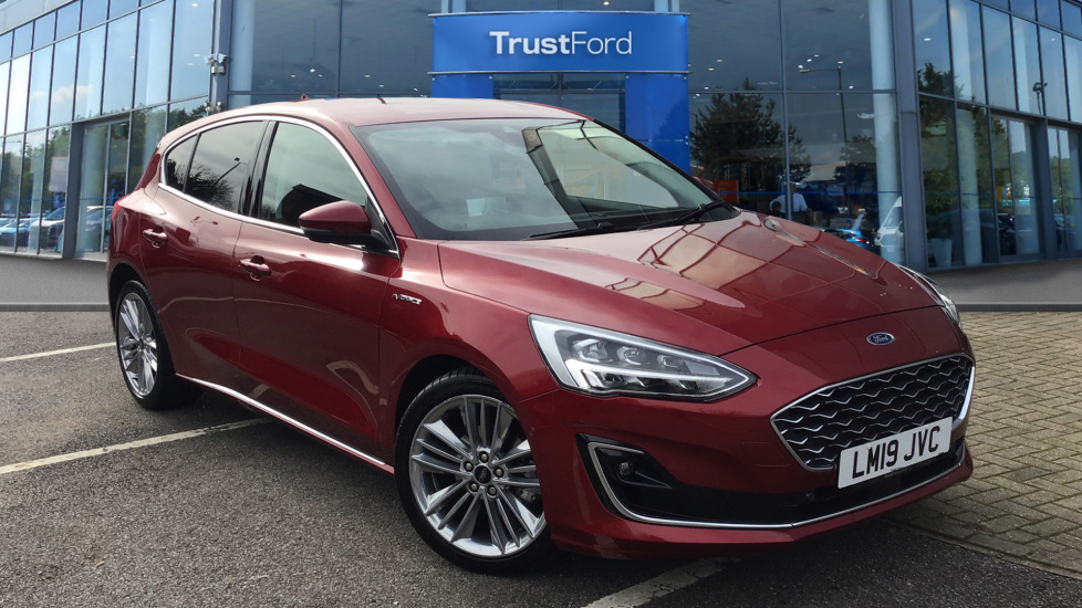 Used Ford FOCUS VIGNALE LM19JVC 1
