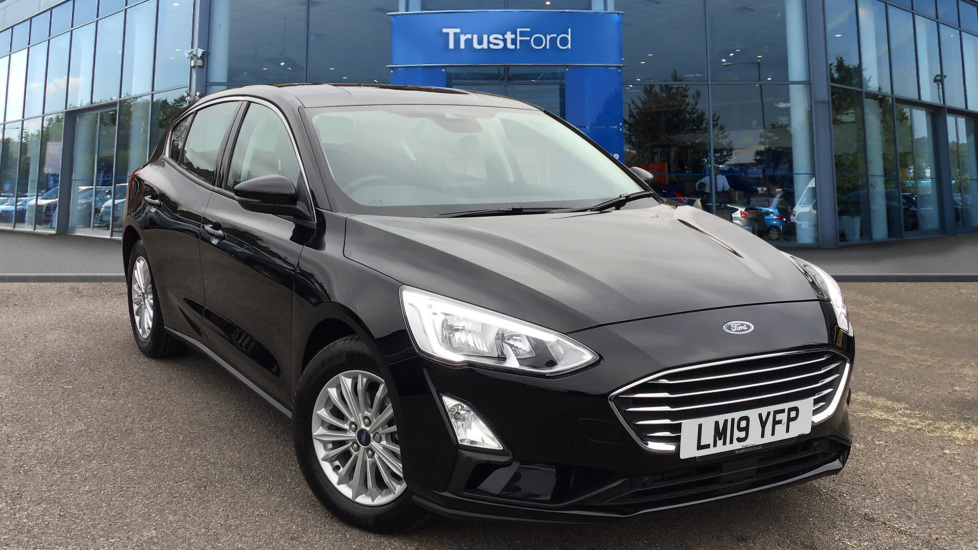 Used Ford FOCUS LM19YFP 1