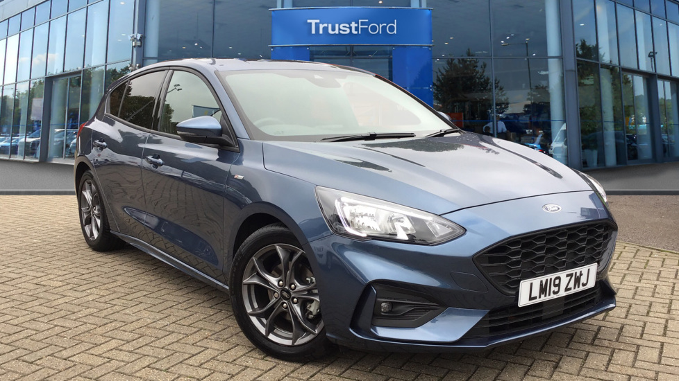Used Ford FOCUS LM19ZWJ 1