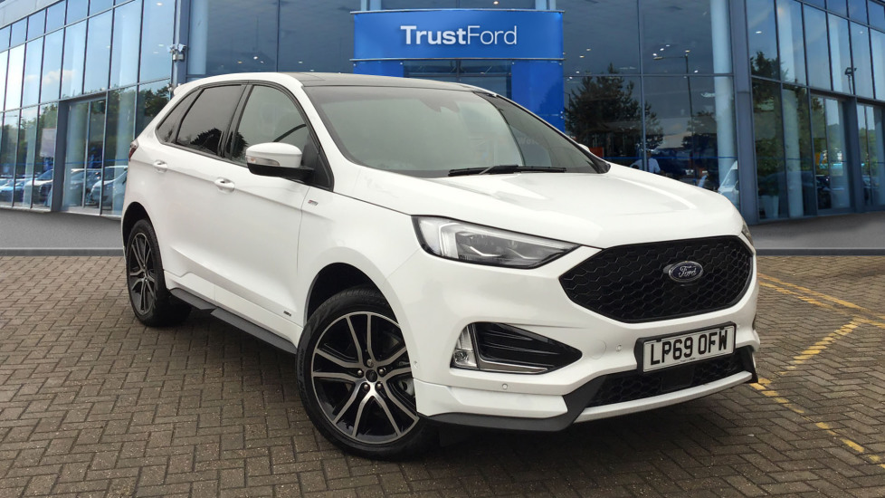 Used Ford EDGE LP69OFW 1