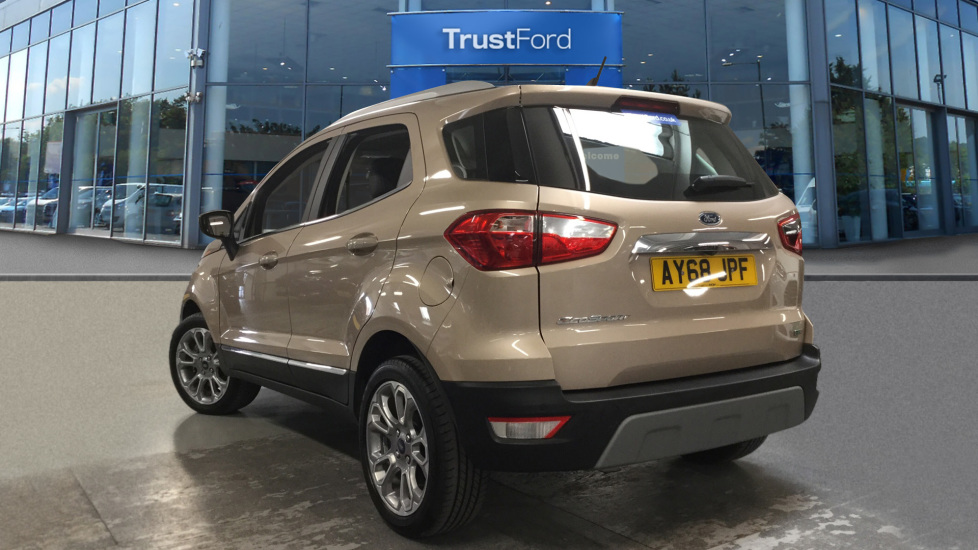 Ford Ecosport 2018 Diffused Silver 15800 Eltham