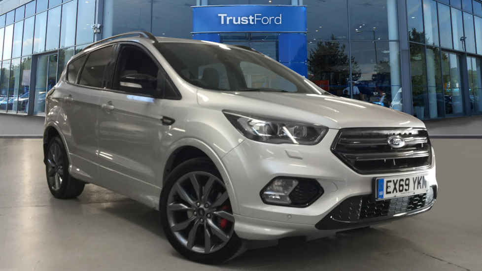 Used Ford KUGA EX69YKM 1