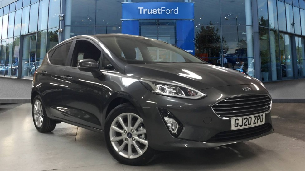 Used Ford FIESTA GJ20ZPO 1