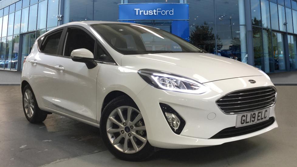 Used Ford FIESTA GL19ELC 1