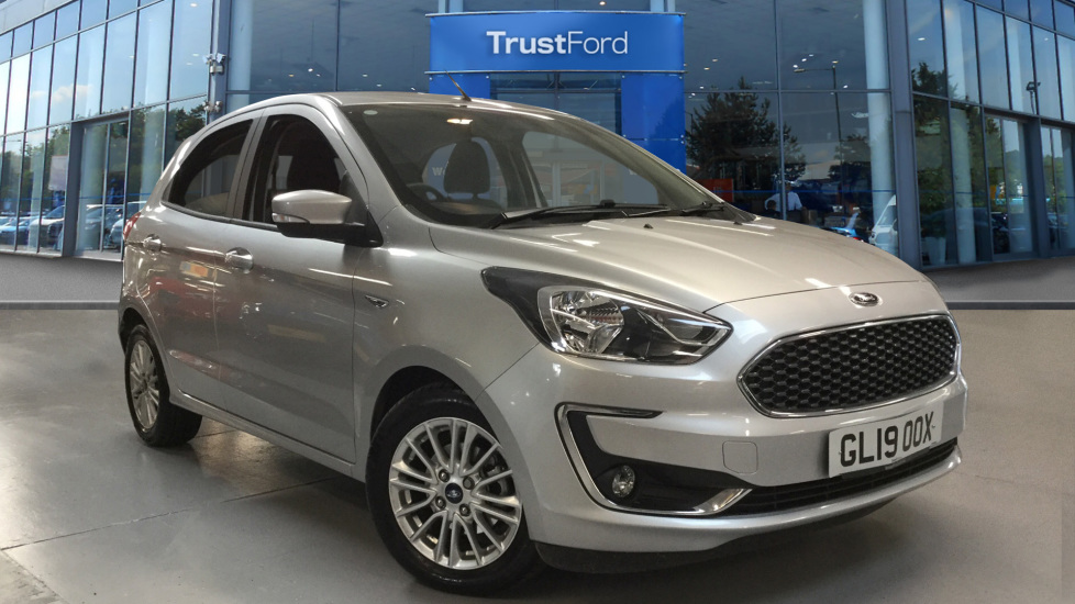Used Ford KA+ GL19OOX 1