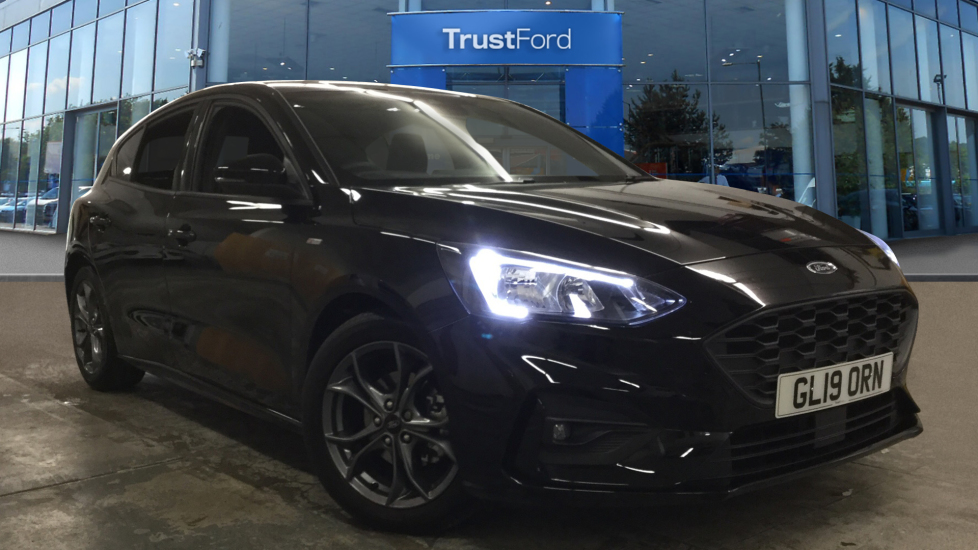 Used Ford FOCUS GL19ORN 1