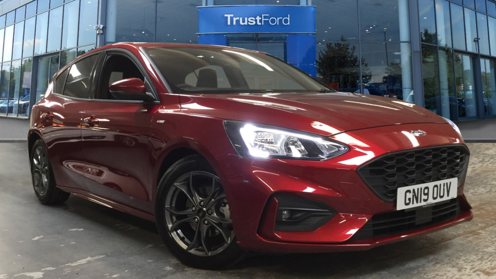 Used Ford FOCUS GN19OUV 1