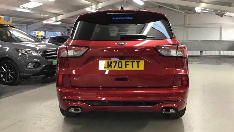 Ford KUGA 2020 - Lucid Red   £29,500   Eltham   TrustFord