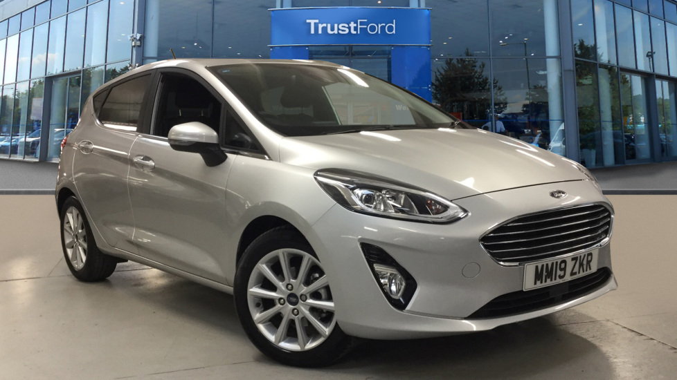 Used Ford FIESTA MM19ZKR 1