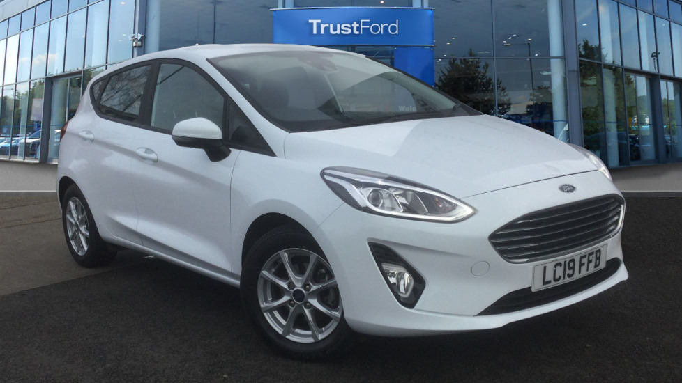Used Ford FIESTA LC19FFB 1