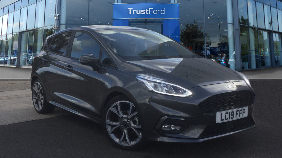 Used Ford FIESTA LC19FFP 1