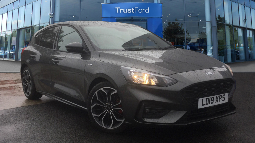 Used Ford FOCUS LD19XPS 1