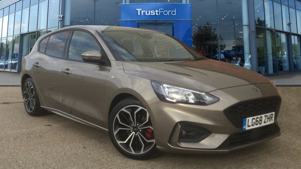 Used Ford FOCUS LG68ZHR 1