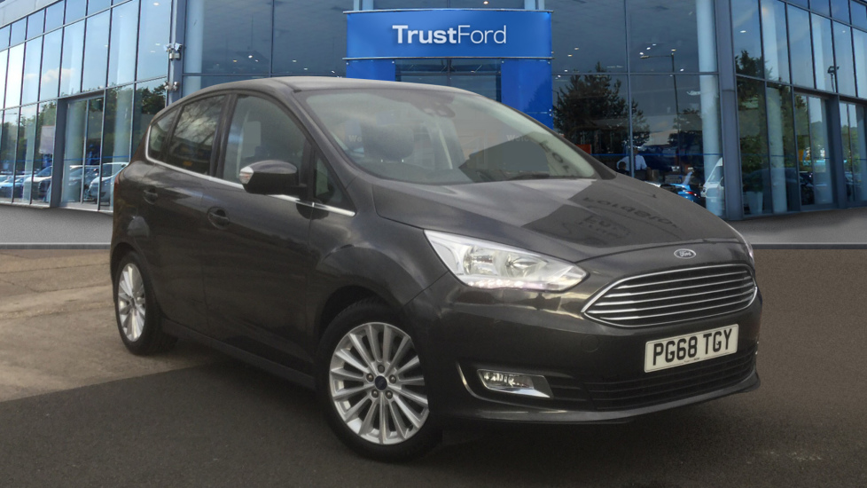 Used Ford C-MAX PG68TGY 1