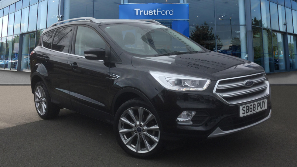 Used Ford KUGA SB68PUY 1