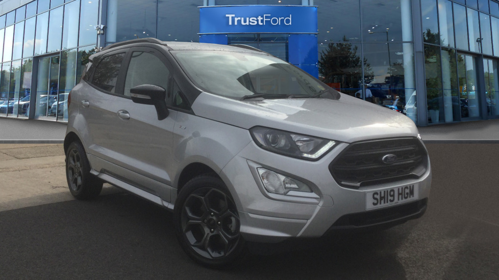 Used Ford ECOSPORT SH19HGM 1