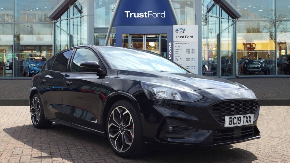Used Ford FOCUS BC19TXX 1