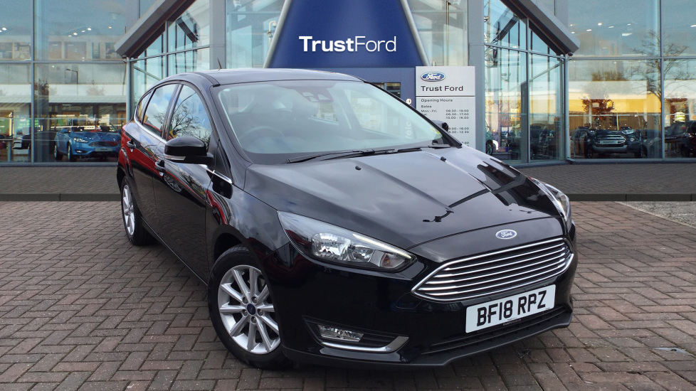 Used Ford FOCUS BF18RPZ 1