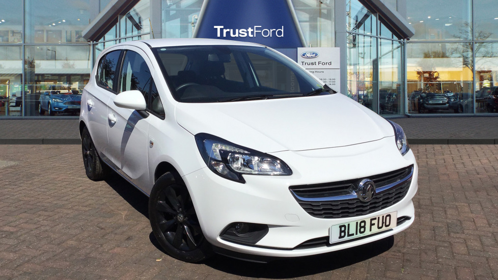Used Vauxhall CORSA BL18FUO 1