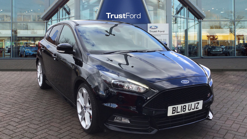 Used Ford FOCUS BL18UJZ 1