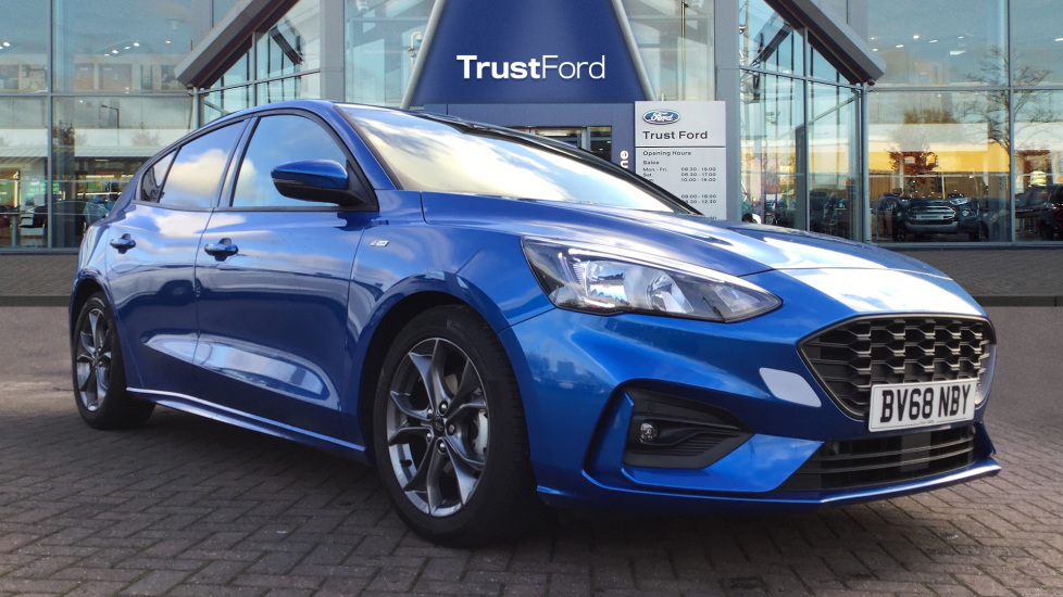 Used Ford FOCUS BV68NBY 1