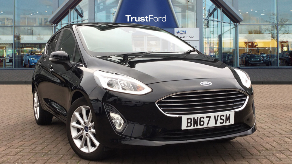 Used Ford FIESTA BW67VSM 1