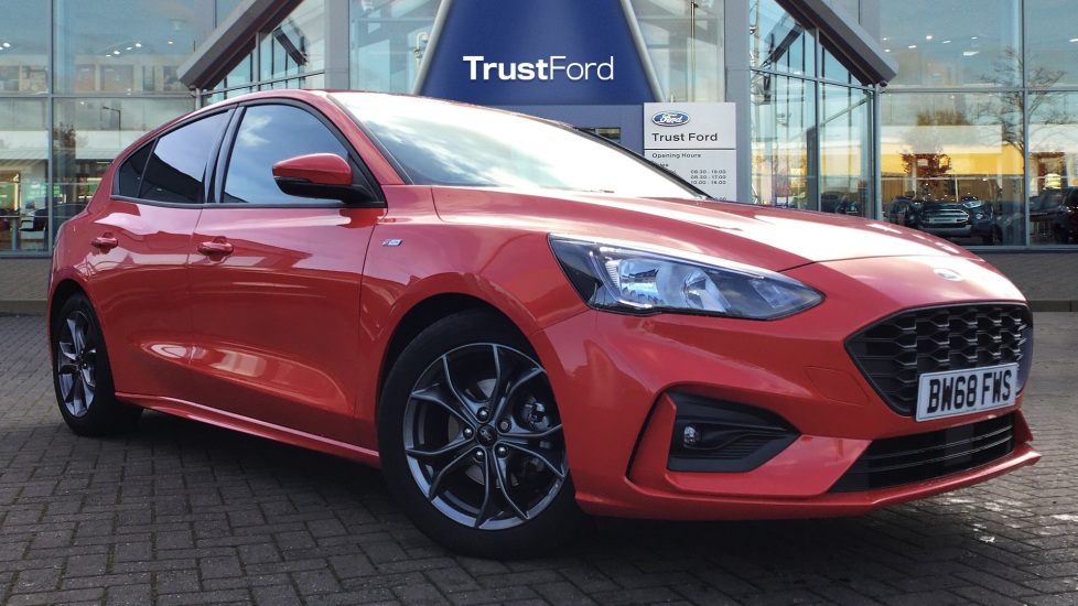 Used Ford FOCUS BW68FWS 1
