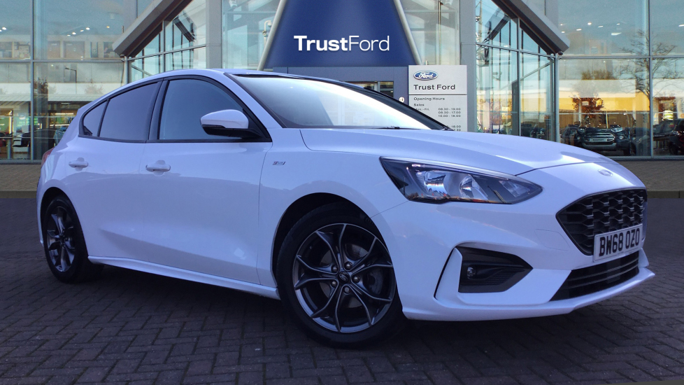 Used Ford FOCUS BW68OZO 1
