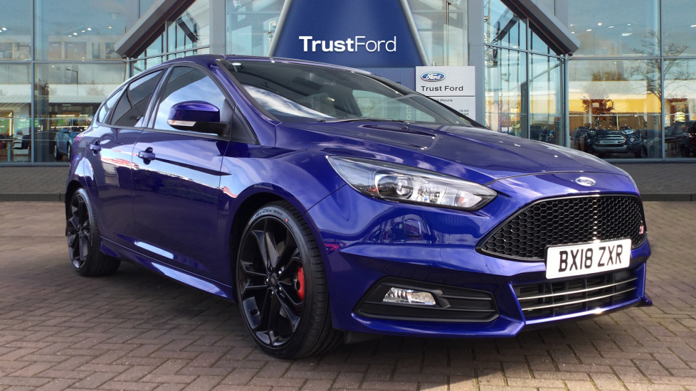 Used Ford FOCUS BX18ZXR 1