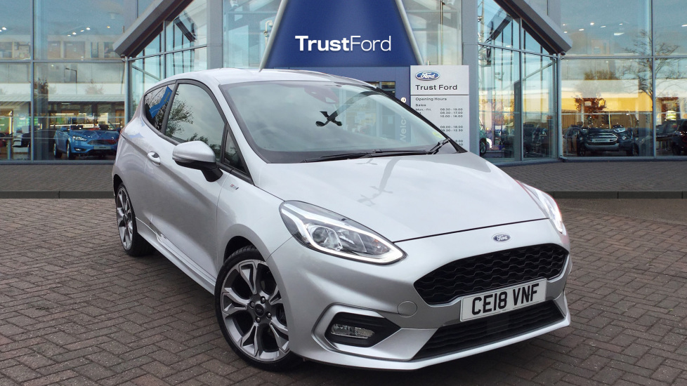 Used Ford FIESTA CE18VNF 1
