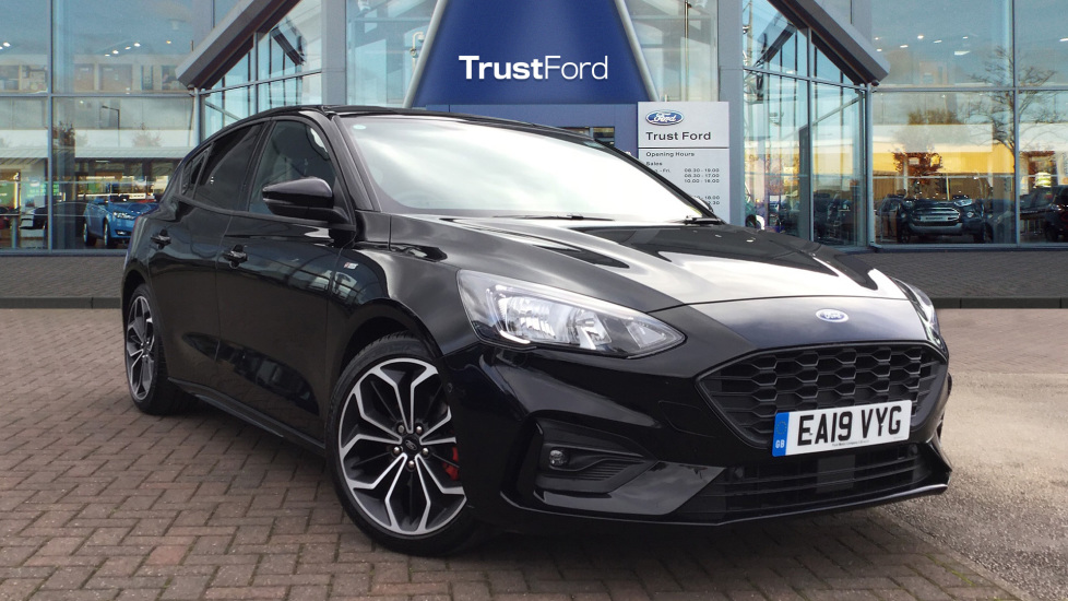 Used Ford FOCUS EA19VYG 1
