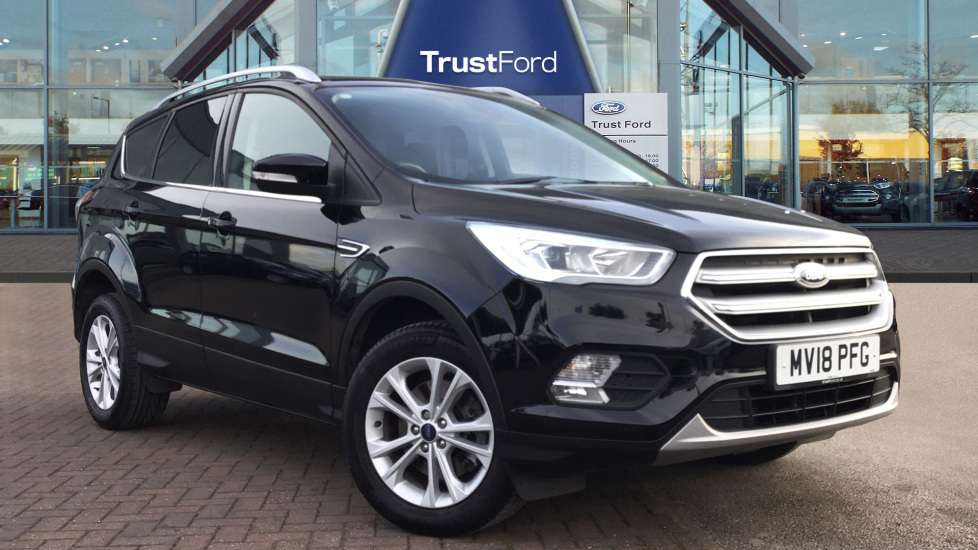 Used Ford KUGA MV18PFG 1