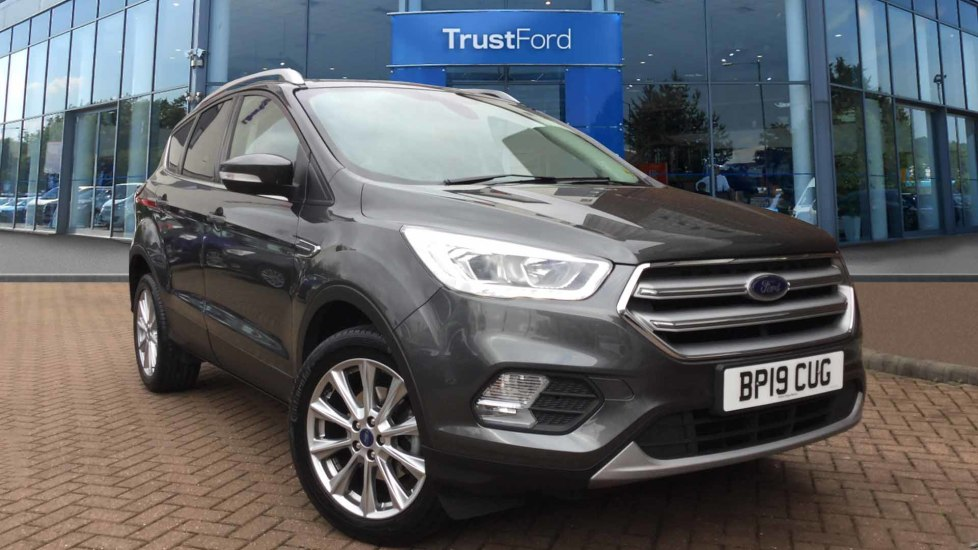 Used Ford KUGA BP19CUG 1