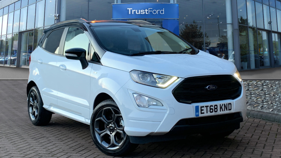Used Ford ECOSPORT ET68KND 1
