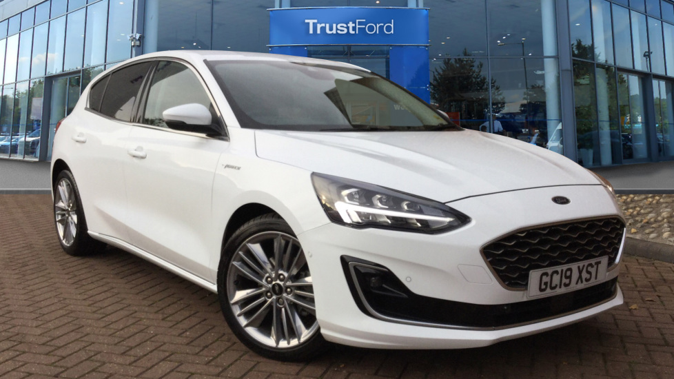 Used Ford FOCUS GC19XST 1