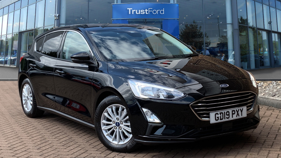 Used Ford FOCUS GD19PXY 1