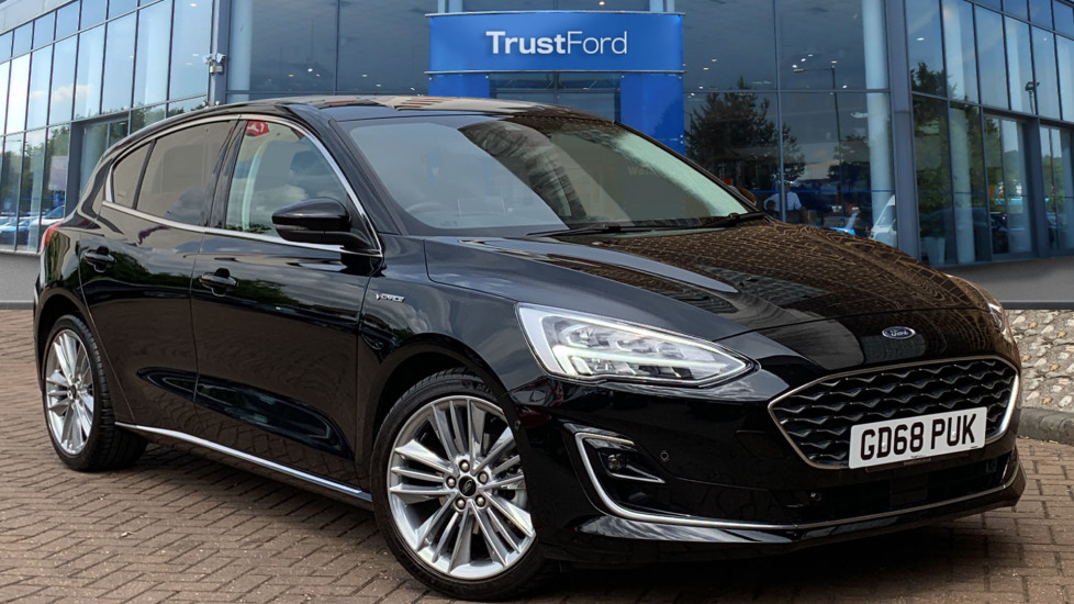 Used Ford FOCUS GD68PUK 1