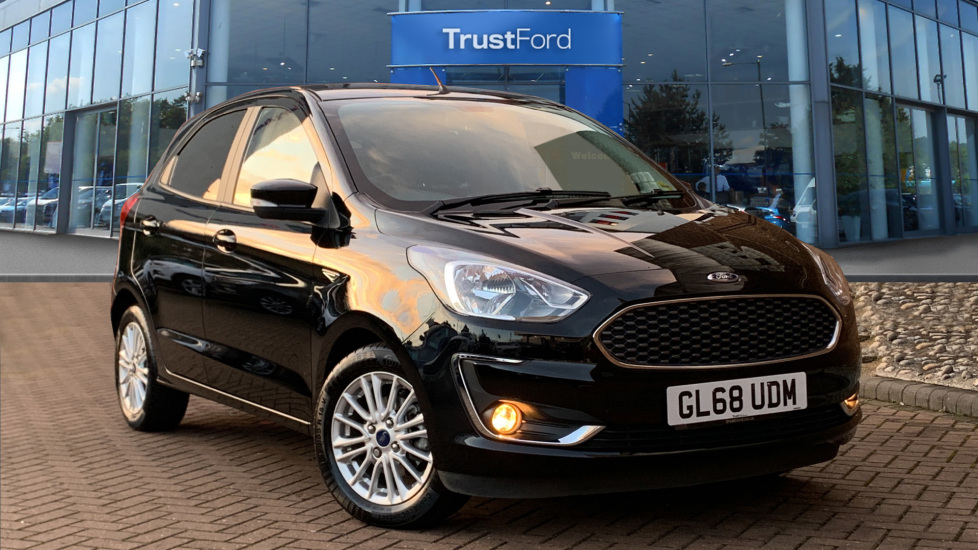 Used Ford KA+ GL68UDM 1