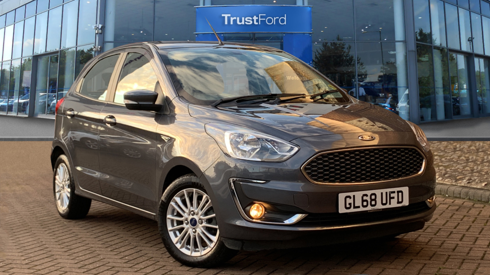 Used Ford KA+ GL68UFD 1