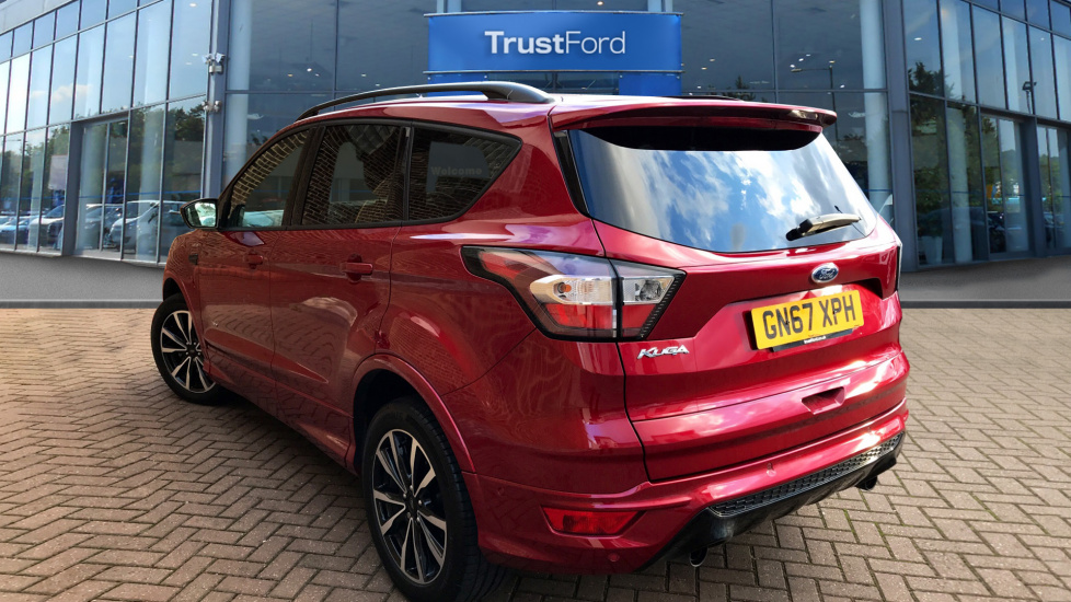 Ford Kuga Co Emissions 2017 2018 Ford Reviews