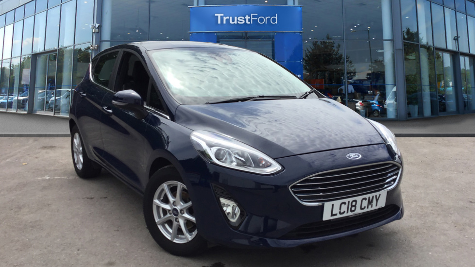 Used Ford FIESTA LC18CMY 1
