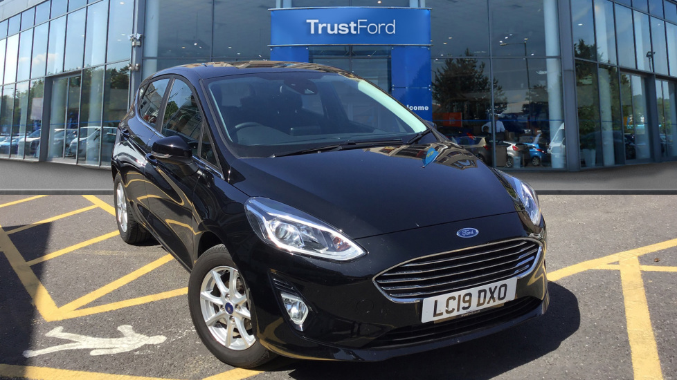 Used Ford FIESTA LC19DXO 1