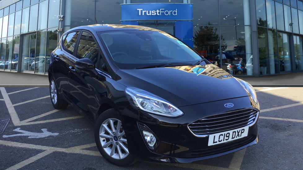 Used Ford FIESTA LC19DXP 1