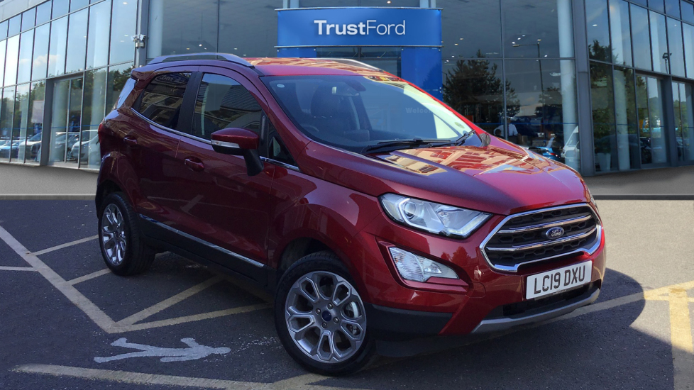 Used Ford ECOSPORT LC19DXU 1