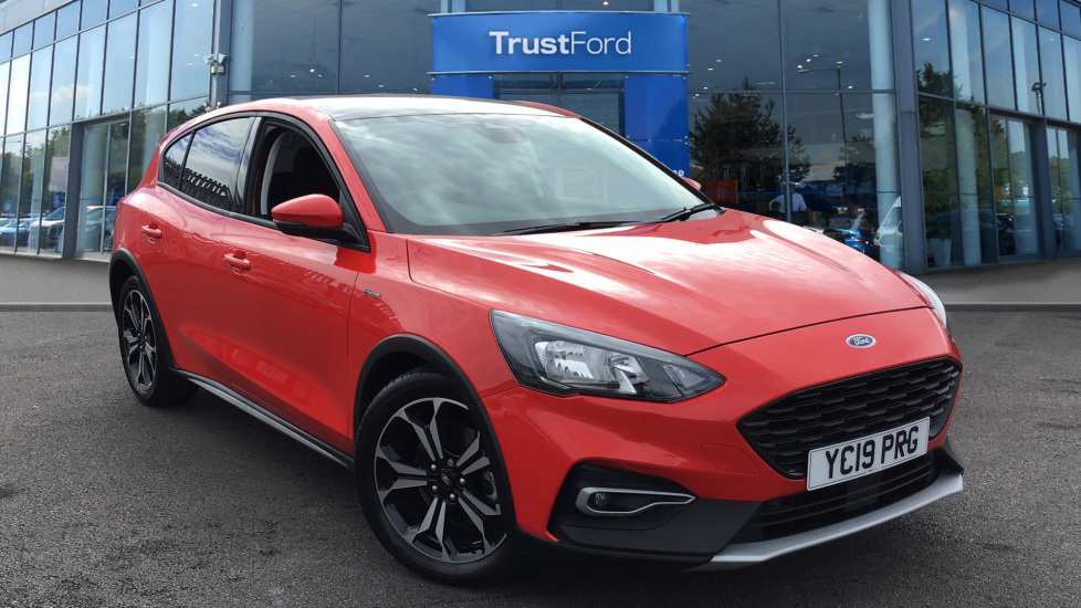 Used Ford FOCUS YC19PRG 1