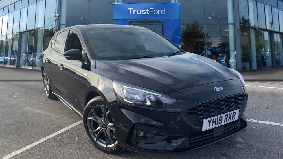Used Ford FOCUS YH19RKR 1